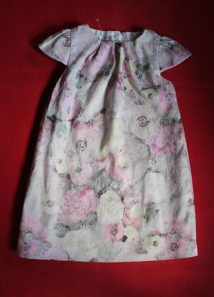 Платье john rosha для девочки 1.5-2 года(может быть до 3-х,полномерное)1