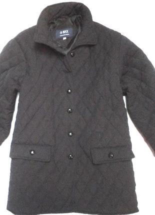 Куртка стеганная на хл