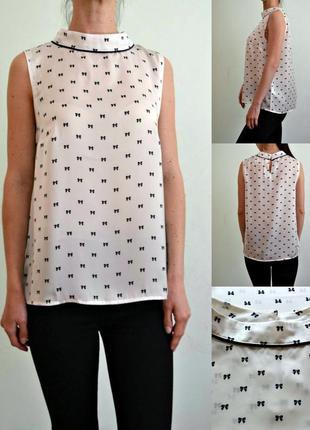 Легкая летняя блуза