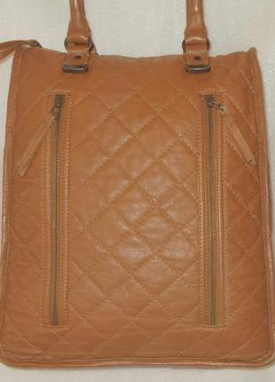 Большая сумка-шоппер *part two* натуральная кожа.