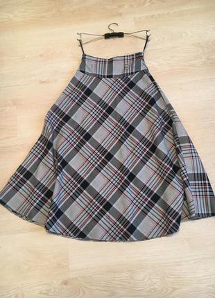 Длинная стильная юбка jiva