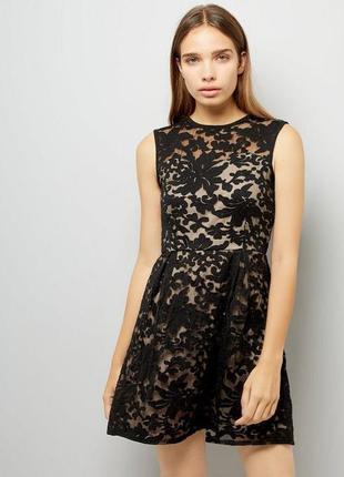 Роскошное платье mela london - total распродажа!