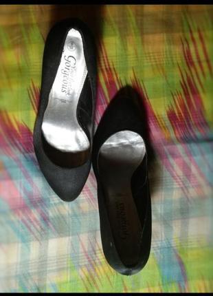 Туфли лодочки new look