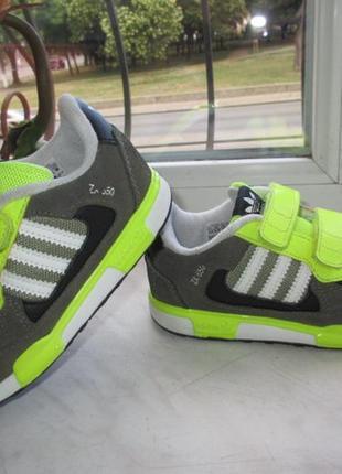 41cf54ac05e6 Кроссовки adidas originals zx 850 low 27 р. оригинал Adidas, цена ...