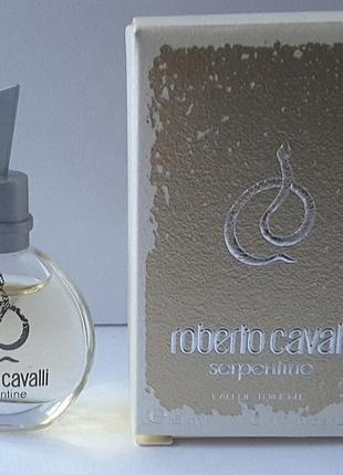 Пробник 5 мл туалетной воды roberto cavalli just cavalli , италия,