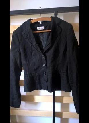Отличный летний пиджак biaggini. 100 % лён