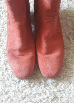 Ботильоны ботинки4 фото