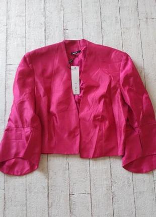 Укороченный пиджак /балеро бренда roman