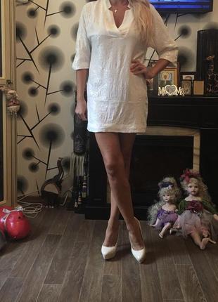 Продам нарядное платье zara