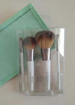 Кисти eco tools для макияжа ecotools