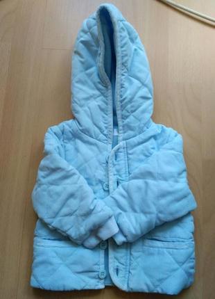 Курточка на малыша