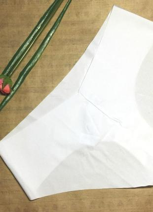Новые итальянские белые бесшовные трусики intimissimi s - лазерная обработка краев
