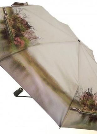 Полный автомат zest большой купол женский зонт парасолька