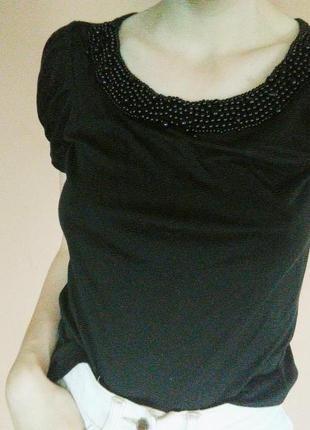 Блуза з воротником