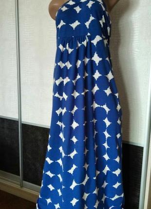 Сарафан платье макси boden
