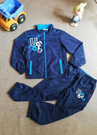 Спортивный костюм 6-7 лет, супер качество, umbro✓ , в идеале