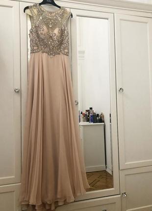 Шикарное платье jovani