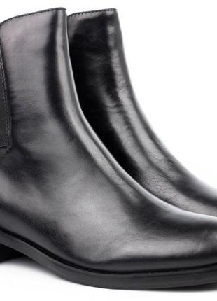 Clarks!оригинал! кожаные качественные ботинки размер 36. 5, 37, 38, 38. 5 39, 40, 41, 42