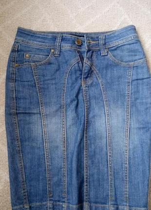 Sale! юбка джинсовая