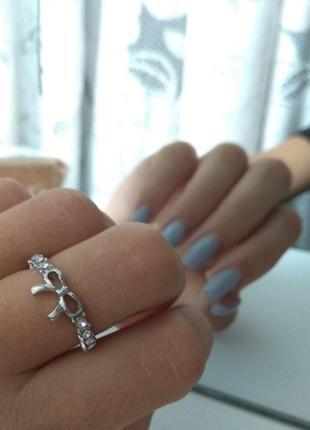 Новое кольцо серебро