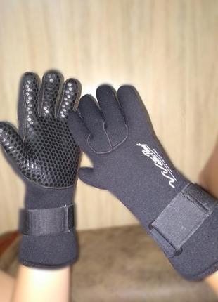 Перчатки для дайвинга water proof diveng collection