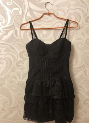 Платье -корсет 😻