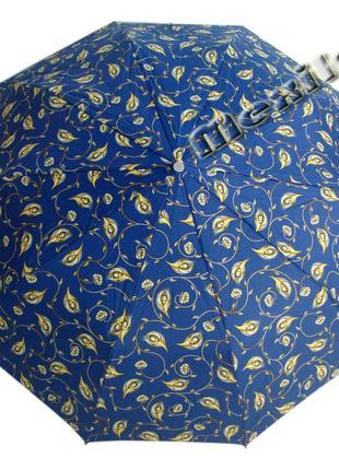 Модный зонт zest полуавтомат 10 спиц. расцветка сабелла