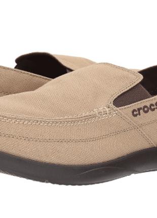 Макасины летние туфли крокм м10 м11