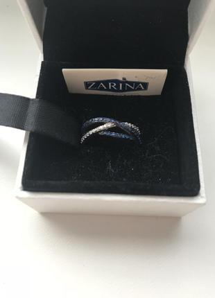 Серебряное кольцо zarina