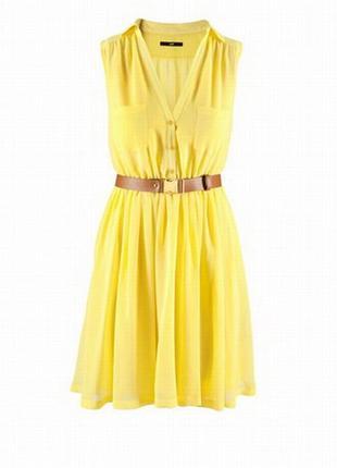 Красивое яркое платье