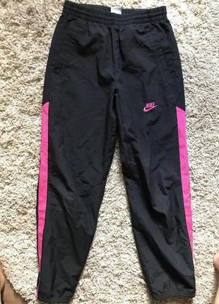 Удобные спортивные штаны nike