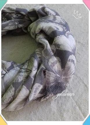 New!!! шарф от next