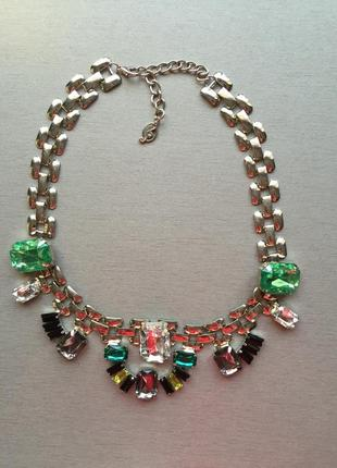 Stradivarius ожерелье колье