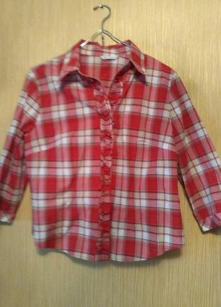 Женская рубашка наш 52рр