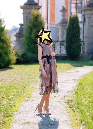 Шикарне платтячко