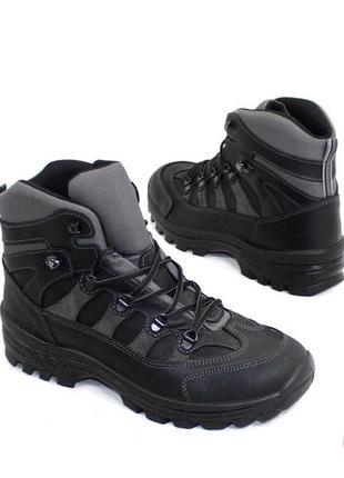 Трекинговые ботинки 45 р liberty италия кожа оригинал деми