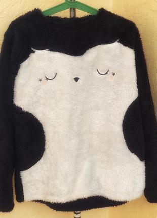 Плюшевый свитер oysho