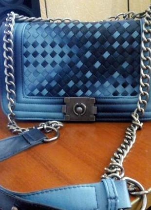 Супер сумка в стиле chanel