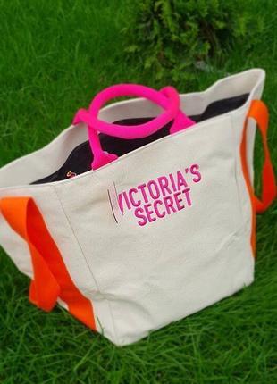 Стильная сумка victoria's secret виктория сикрет