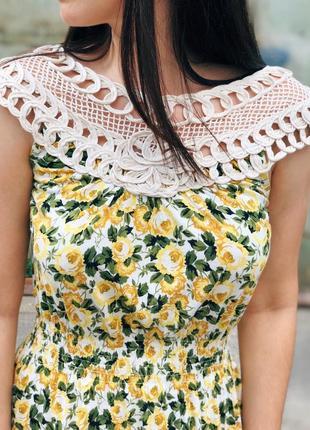 Платье в цветы river island