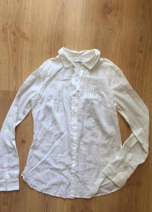 Белая рубашка/блузка