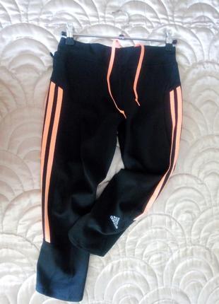 Спортивные капри adidas climate,размер s