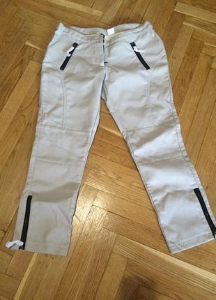 Новые штаны - бриджи из эко кожи