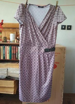 Платье остин стрейч. розовое