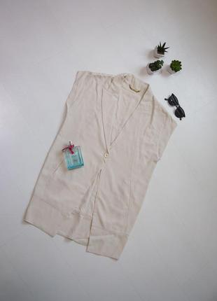 Летний пиджак накидка atos lombargini р.s-m