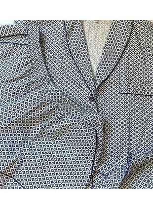 Пижамный уличный костюм хлопковый suitstory