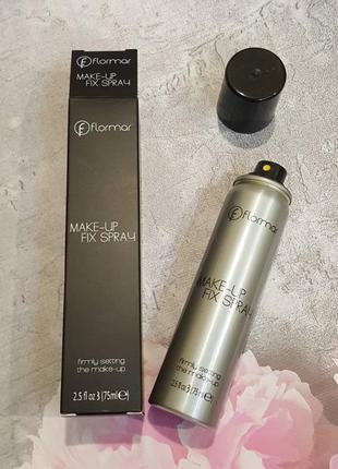 Спрей фиксатор макияжа flormar fix spray  (спрей для фиксации макияжа)