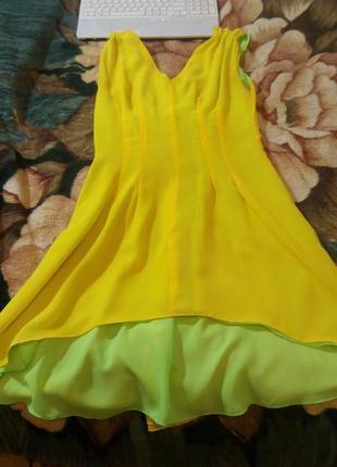 Платье двухстороннее