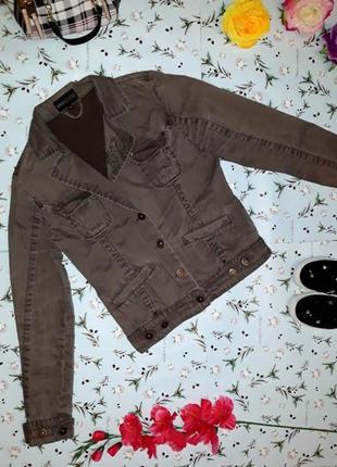 Джинсовая куртка от urbanconcept, размер 42 - 44, производство испания