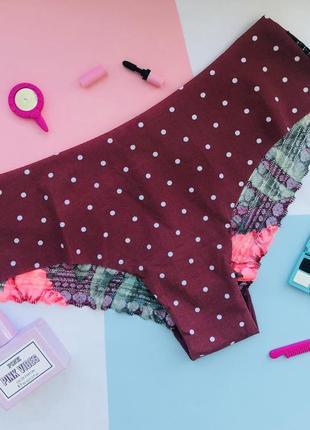 Роскошные трусики pink victoria's secret